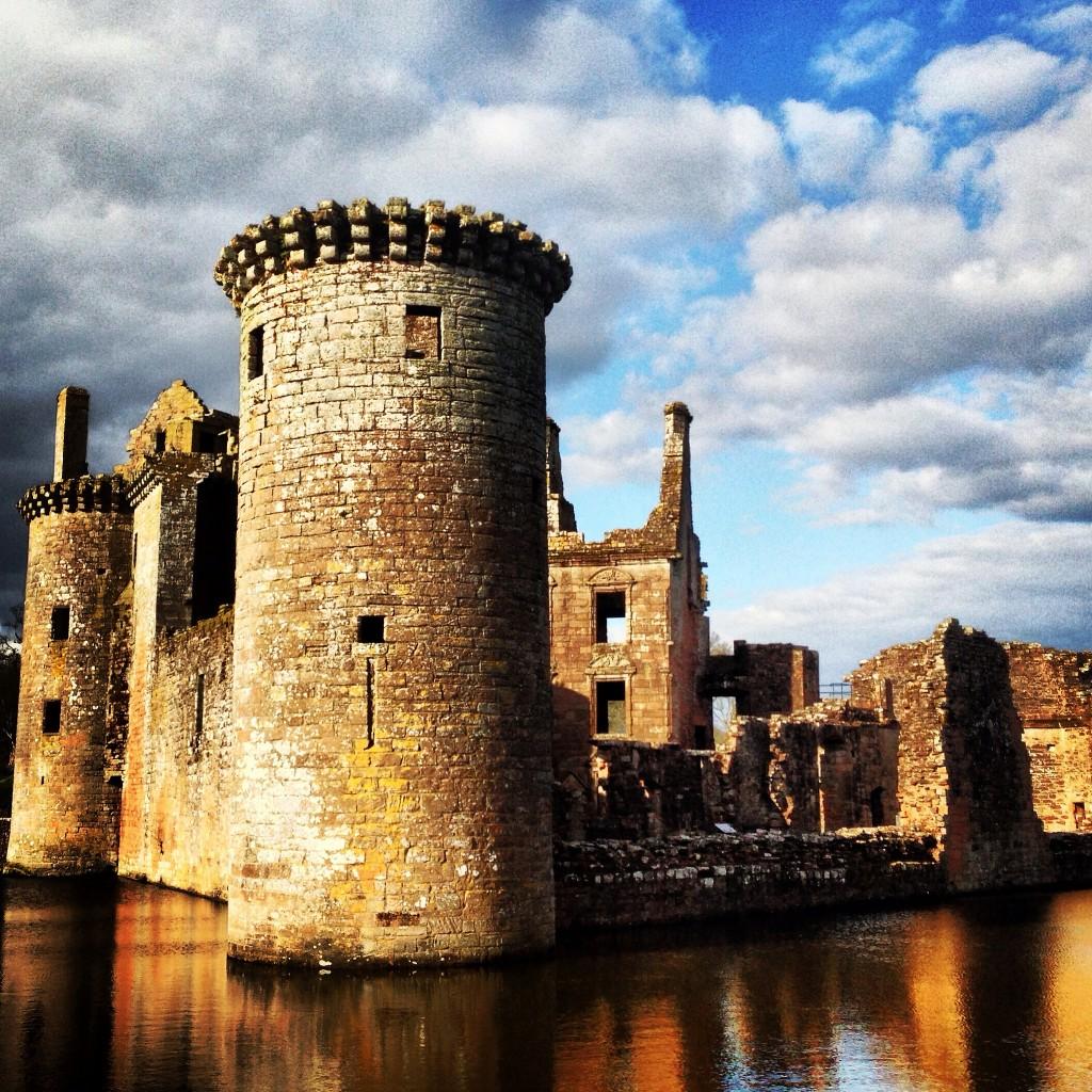 Caerlavorock Castle